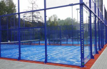 Tenis a padel klub Písečná